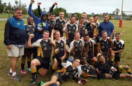 0/17 Rugby span- 2016