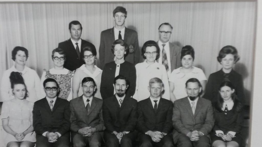 HSH Personeel 1972