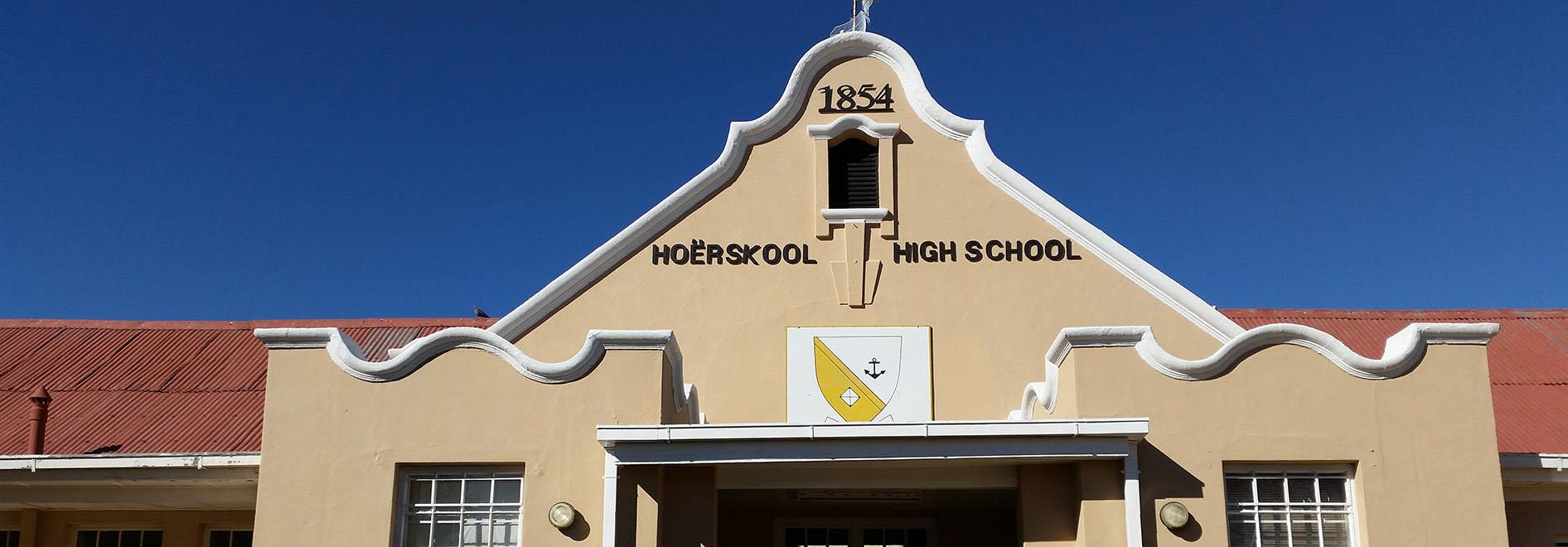 Hoërskool Hopetown